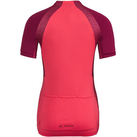 VAUDE Advanced IV Jersey Dames, bright pink